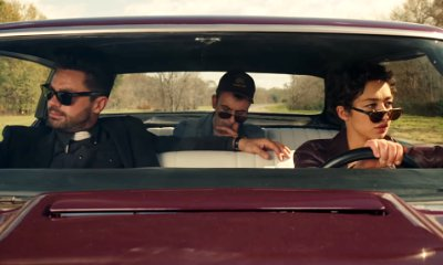 See the Explosive Road Trip in New 'Preacher' Season 2 Sneak Peeks