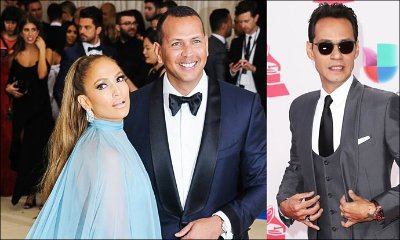 Jennifer Lopez to Celebrate Father's Day With Alex Rodriguez and Ex-Husband Marc Anthony