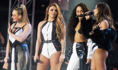 Little Mix Faces Backlashes Over Their Revealing Outfits at One Love Benefit Concert