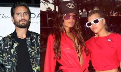 Scott Disick Spotted on 3-Way Date With Chloe Bartoli and Sofia Richie