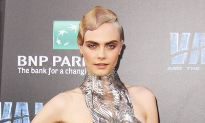 Listen to Cara Delevingne's Sultry Song From 'Valerian' Soundtrack