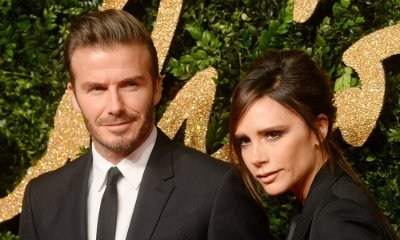David Beckham Calls Wife Victoria a 'Knob' After She Posts an Embarrassing Video of Him