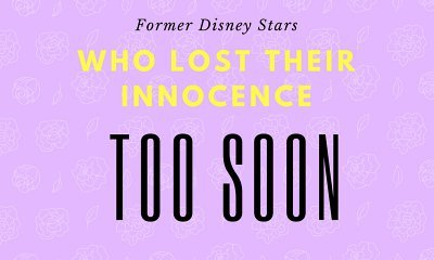 Former Disney Stars Who Lost Their Innocence Too Soon