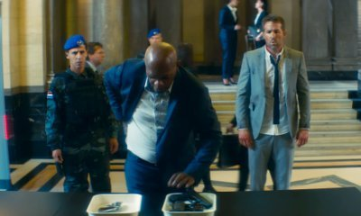 'Hitman's Bodyguard' New Trailer: Ryan Reynolds and Samuel L. Jackson Are a Great Yet Horrible Team