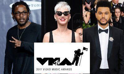 Kendrick Lamar, Katy Perry and The Weeknd Dominate MTV Video Music Awards Nominations