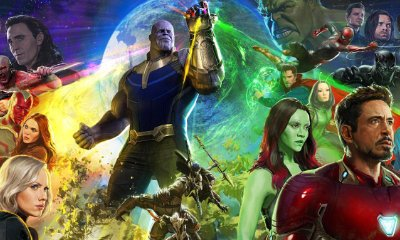 Watch the Leaked 'Avengers: Infinity War' Comic-Con Trailer