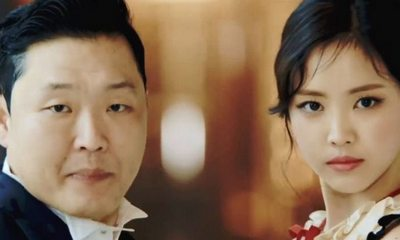 Find Out Why Psy Chose Apink's Na Eun for His 'New Face' MV