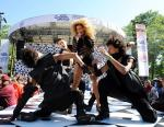 Pictures and Video: Beyonce Wows 'Good Morning America' Crowd