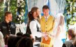 First Look at 'Sons of Anarchy' Wedding Scene
