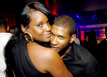 Oh Yes, Usher Wed Pregnant Fiancee, Finally
