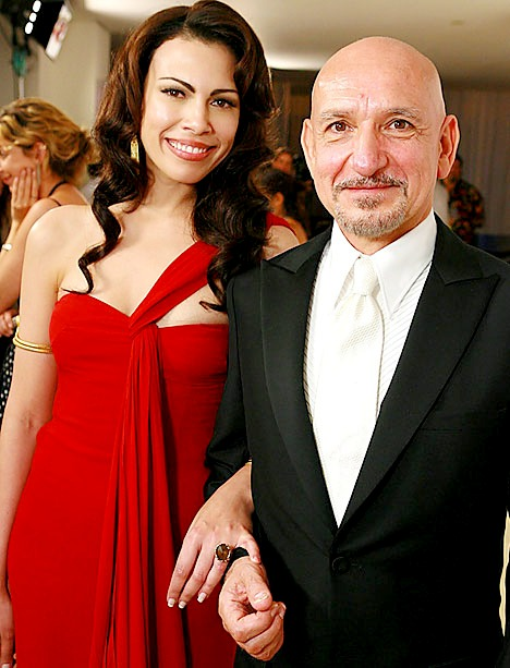 Actor Ben Kingsley Secretly Weds Actress Half His Age