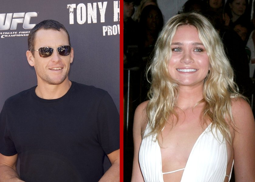 New Couple Alert, Ashley Olsen and Lance Armstrong
