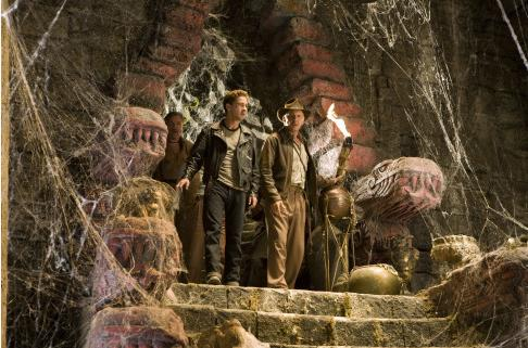 'Indiana Jones 4' Trailer Comes Out on Valentine's Day