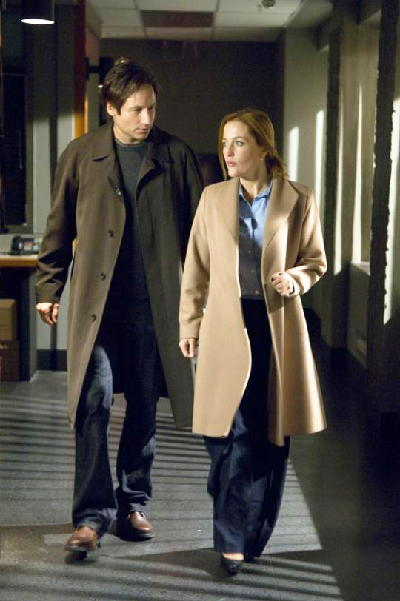 The Teaser Trailer of 'The X Files 2' Leaked