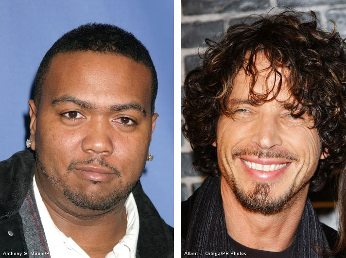Timbaland Called His Work With Chris Cornell His 'Best'