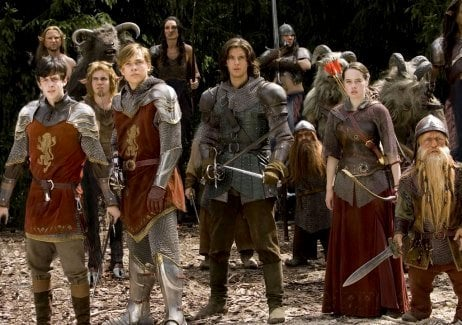 Three New 'Prince Caspian' TV Spots Come Out!