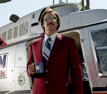 Sequel Plan of 'Anchorman 2' Outed