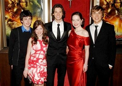Red Carpet Reports on 'Prince Caspian' World Premiere in New York