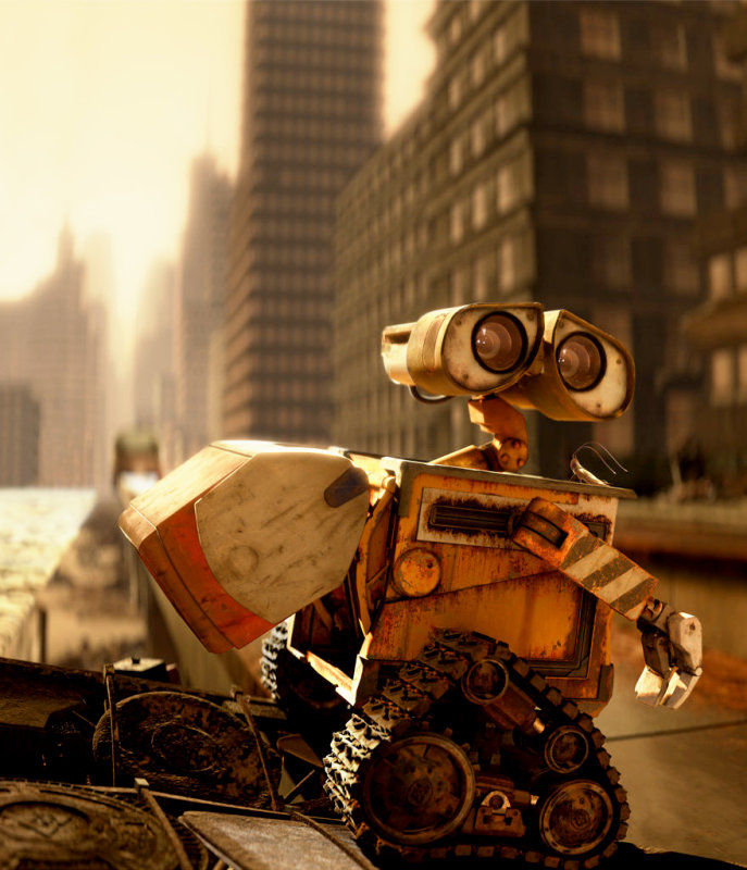 Featurette: Lots of Bots From 'Wall-E'