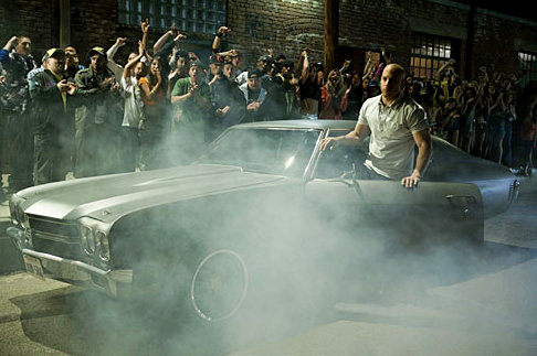 First Look Into 'Fast and Furious' Through Stills