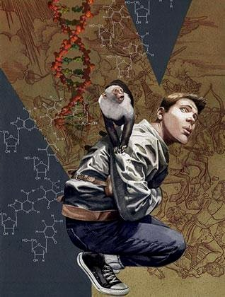 D.J. Caruso's 'Y: The Last Man' Most Likely Up for 2010 Release
