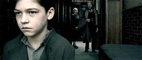 Young Tom Riddle of 'Half-Blood Prince' Exposed