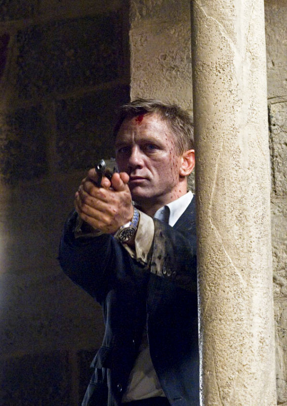 More In-Action Pics of 'Quantum of Solace'