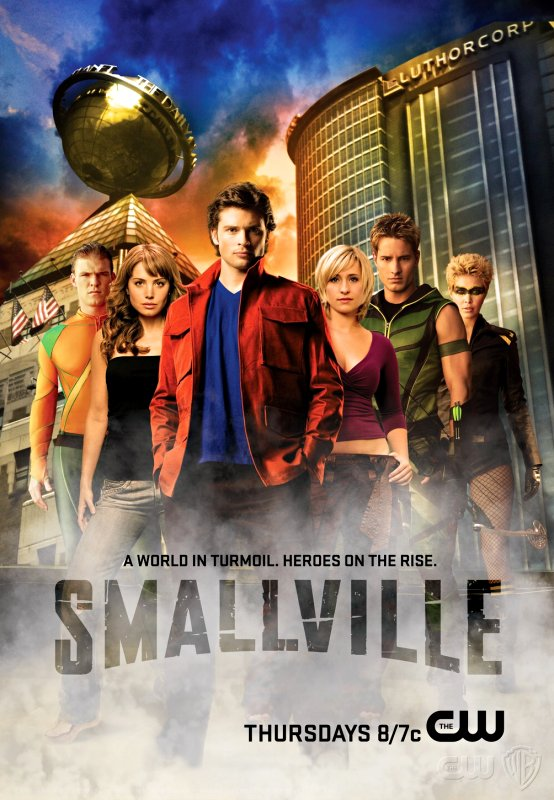 Preview of 'Smallville' 8.03: Toxic