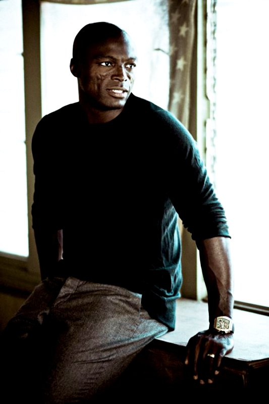 Video Premiere: Seal's 'I Can't Stand the Rain'