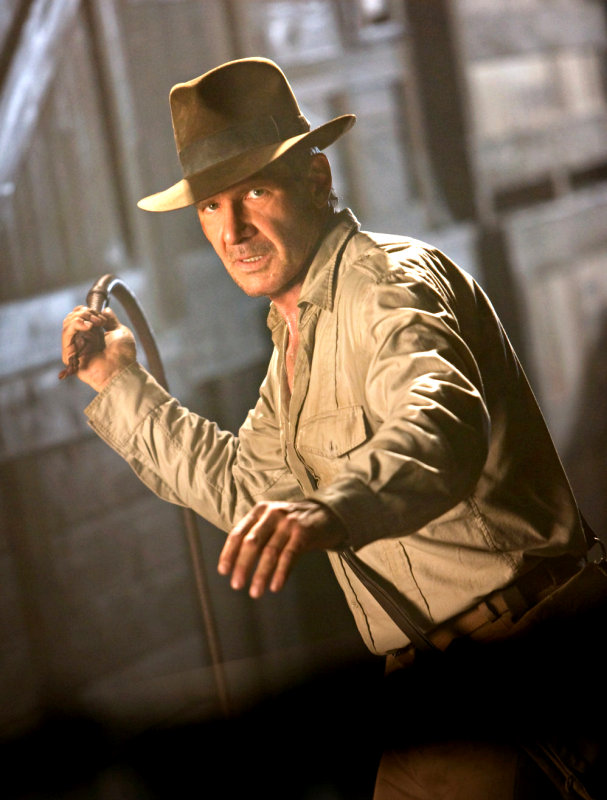 Harrison Ford on How Far Along the Fifth 'Indiana Jones' Film Is