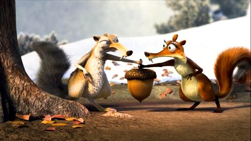 New Trailer of 'Ice Age: Dawn of the Dinosaurs' Unleashed