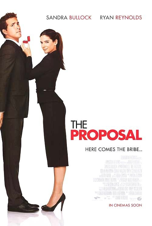 'The Proposal' Trailer Brought to Attention