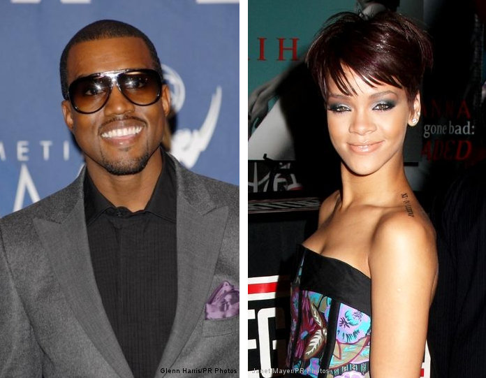 Kanye West to Team Up With Rihanna, Tentatively