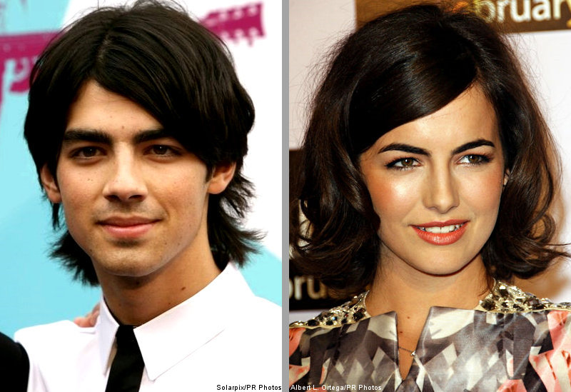 Joe Jonas Joins Camilla Belle at 'Push' L.A. Premiere