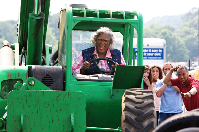 Tyler Perry Plans Slow Death for Madea