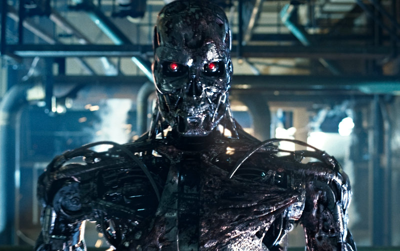 Rights to 'Terminator 5' Up for Grabs