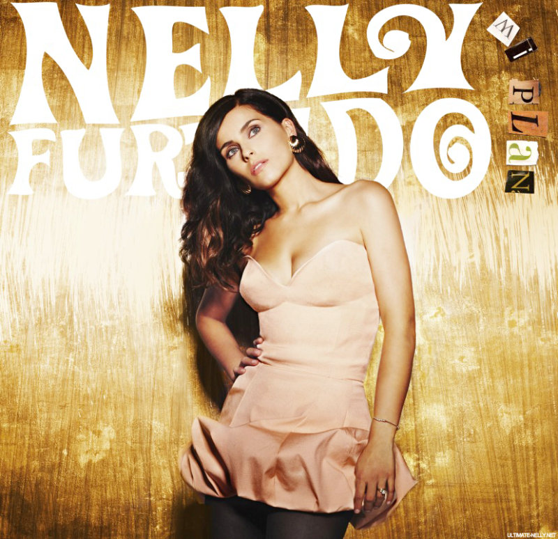 Cover Art and Title Track for Nelly Furtado's 'Mi Plan'