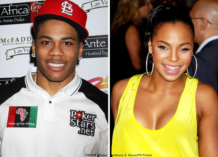 Nelly and Ashanti Reportedly Break Up