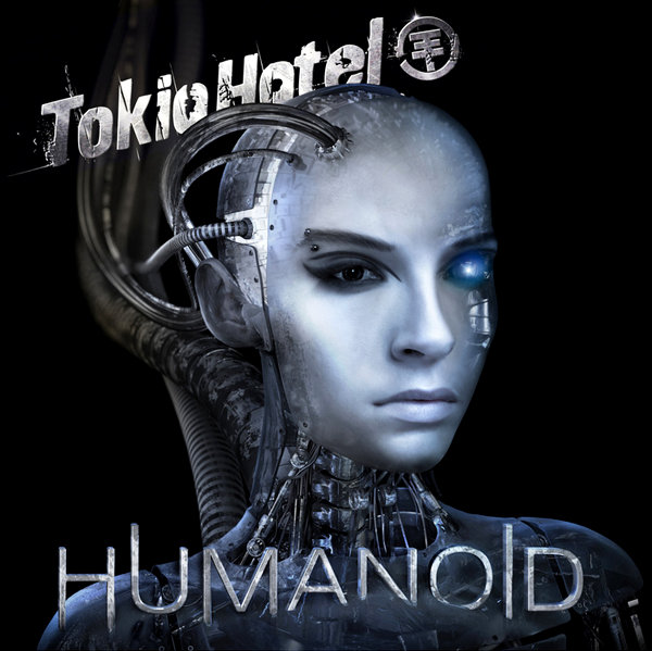 Cover Art for Tokio Hotel's 'Humanoid'