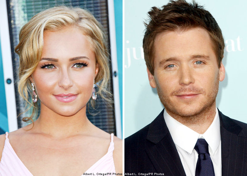 Hayden Panettiere and Kevin Connolly Reportedly Dating