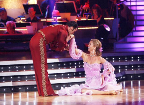 'Dancing with the Stars' Claims Third Victim, Kathy Ireland