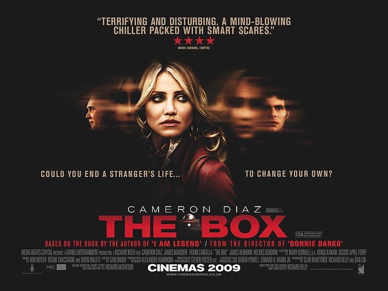 James Marsden Gets a Warning in New 'The Box' Clip