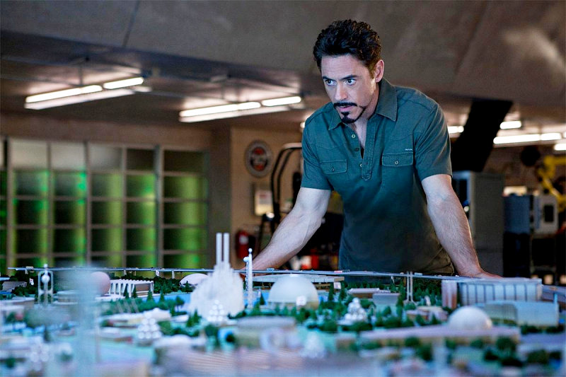 First Trailer for 'Iron Man 2' May Arrive in December