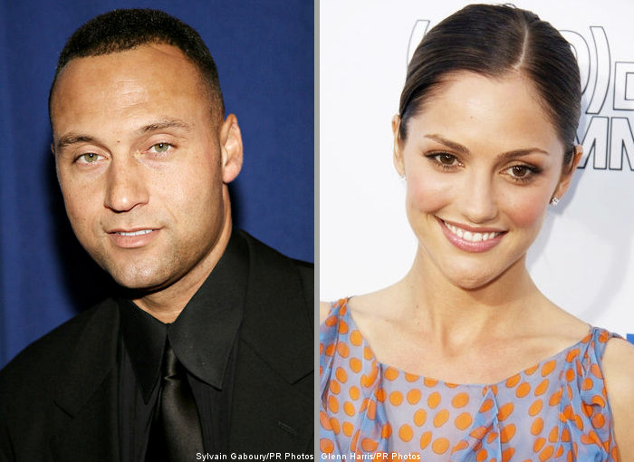 Derek Jeter Builds Colossal Mansion to Share With Girlfriend Minka Kelly