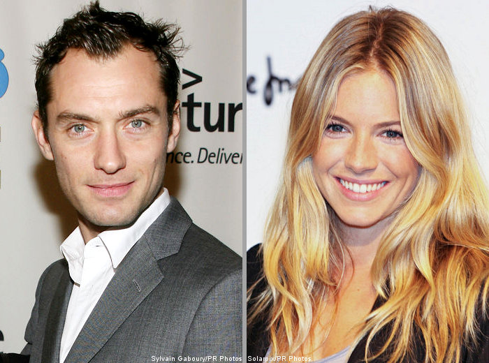 Jude Law and Sienna Miller Keep Adding Fuel to Reconciliation Rumors