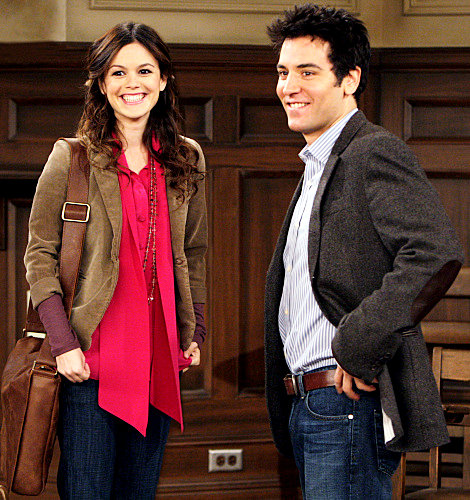 'HIMYM' Gives First Look at Rachel Bilson