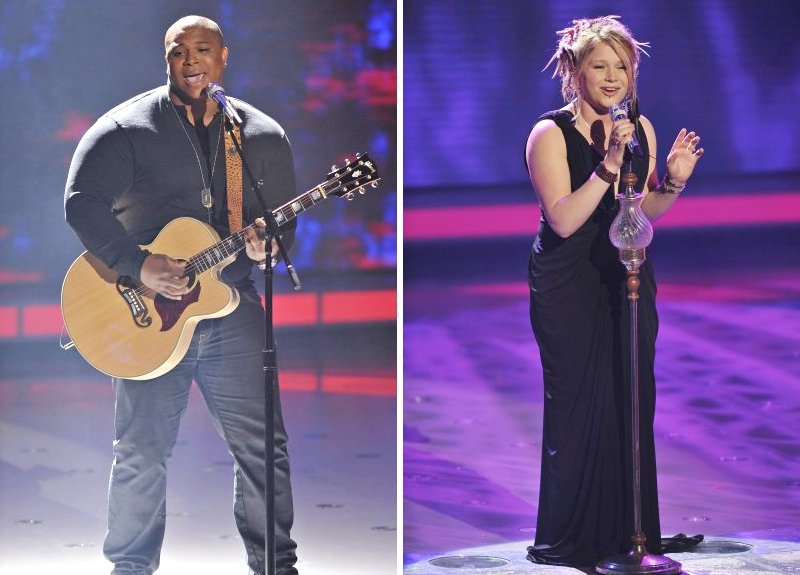 'American Idol' Top 6: Yes to Michael Lynche, No to Crystal Bowersox