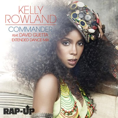 Preview of Kelly Rowland's 'Commander' Music Video