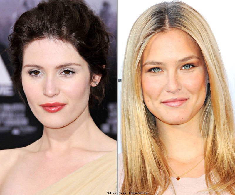 Gemma Arterton Faces Off Bar Refaeli to Be 'Transformers 3' New Leading Lady