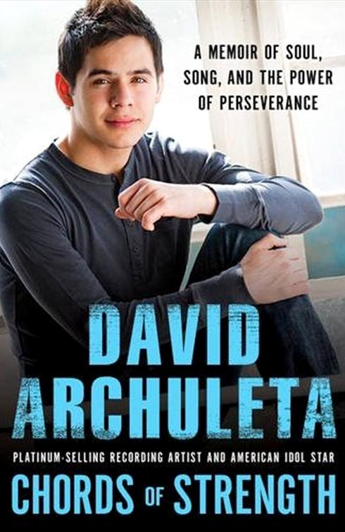 David Archuleta Posts Video Promo for New Book 'Chords of Strength'